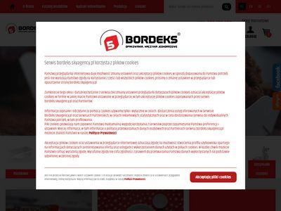 Bordeks - Opakowania jednorazowe oraz naczynia jednorazowe