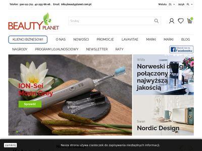 Beauty Planet - Sklep internetowy