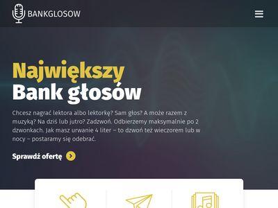 Bankglosow.pl - Lektor