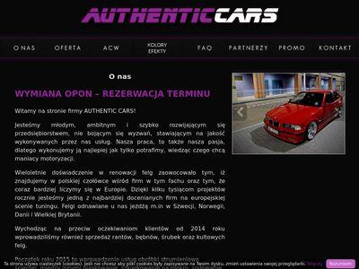 Authentic Cars - Auto detailing Kraków