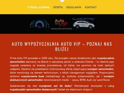 Wynajem samochodów Warszawa