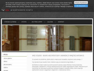 Biuro projektowania wnętrz Katowice