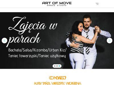 Nauka tańca Poznań
