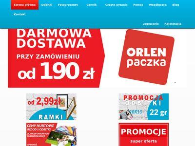 Fotocentrum - Odbitki online