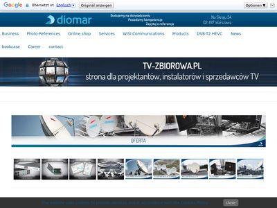Instalacje TV-SAT Anteny Warszawa