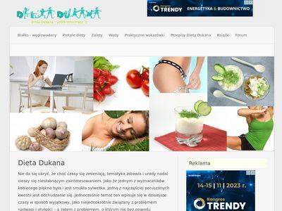 Dieta Dukana - Odchudzanie