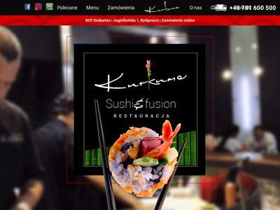 Kurkuma sush & fusion restaurant - Restauracje Bydgoszcz