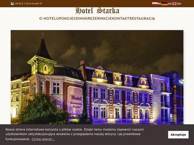 Hotel Starka - Noclegi Opole