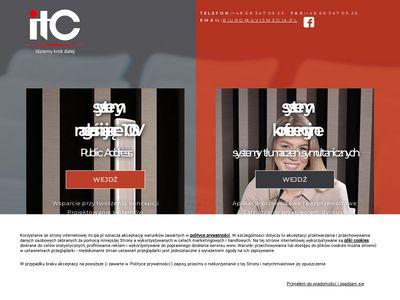 ITC Audio - Głośnik sufitowy