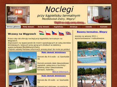 Apartamenty Węgry