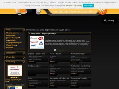 MojeGrzywacze.pl - Katalog na skrypcie otwarty mini