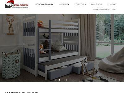Meblobed - Łóżka sypialniane do salony