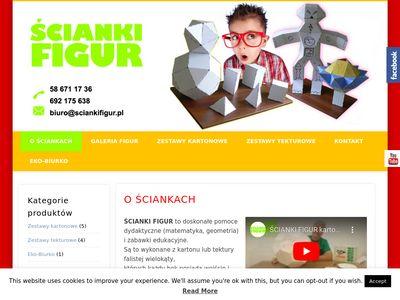 Sciankifigur.pl - Figury przestrzenne
