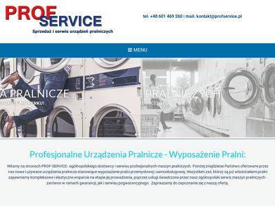 ProfService - Urządzenia pralnicze