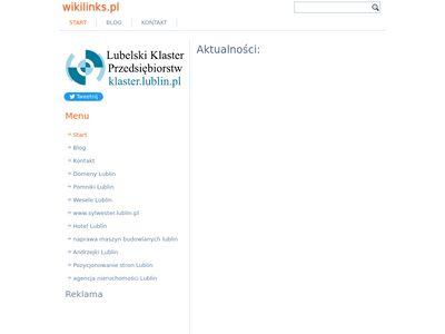 Wikilinks - Katalog stron