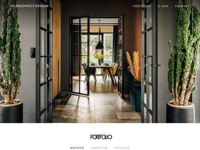 Wesołowscy Design - Architekci Warszawa