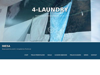 4laundry - Wyposażenie pralni
