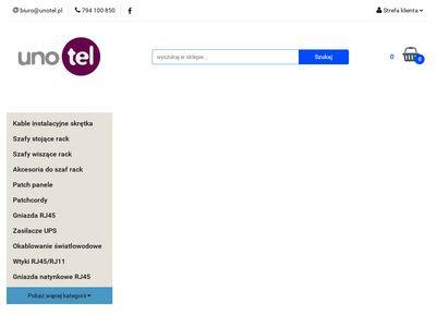 Unotel.pl - sieci teleinformatyczne