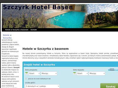 Hotele z basenem w Szczyrku