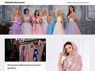 Sukienki trapezowe