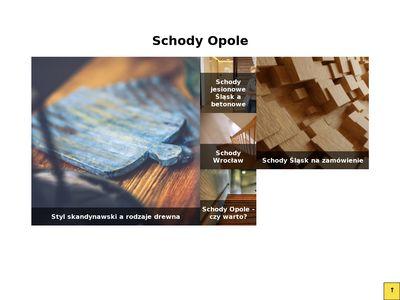 Dobre schody Wrocław