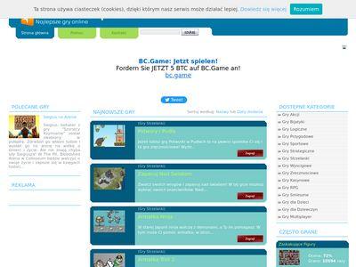 Sfera-gier.pl - Najlepsze gry online
