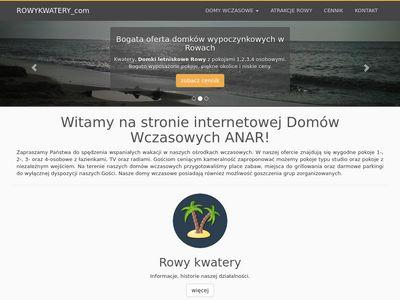 rowykwatery.com - Noclegi Rowy