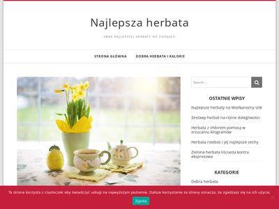 Najlepsza herbata - blog