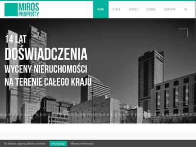 MirosProperty - Rzeczoznawca Majątkowy Warszawa