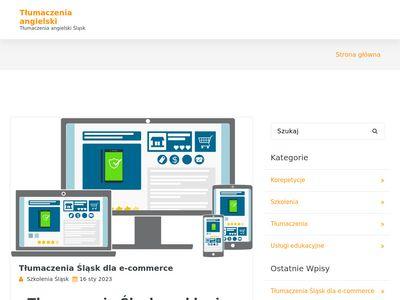 Tłumaczenia Sosnowiec