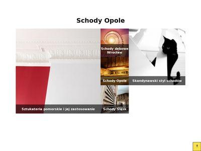 Schody Śląsk - schody dla Ciebie