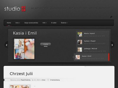 kulenty-studio.pl - fotografia ślubna