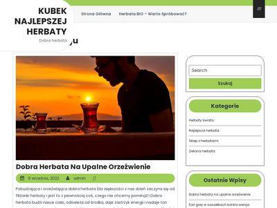 Herbaty świata - blog