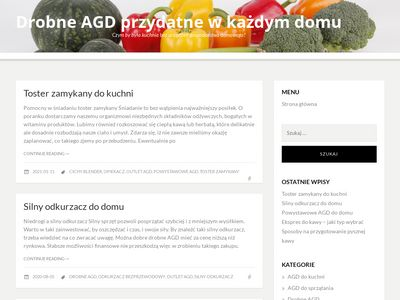 Drobne AGD blog