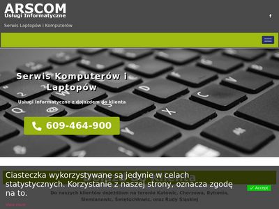 Arscom - Firma komputerowa