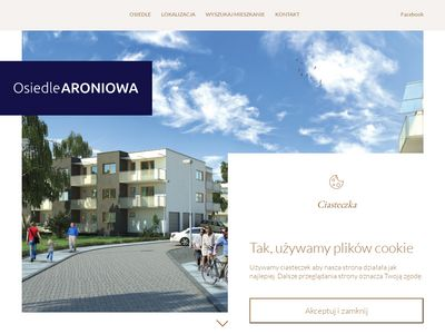 Aroniowa.pl - Mieszkania na sprzedaż Łódź