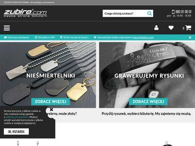 Zubiro.com - Męska biżuteria