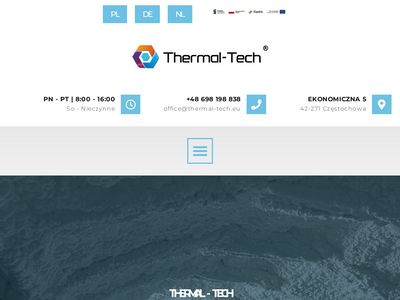Thermal-Tech - Izolacja rurociągów grzewczych