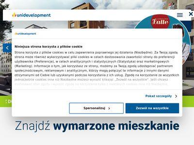 Unidevelopment - Sprzedaż mieszkań Warszawa