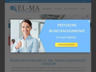 EL-MA - Podatki Kraków