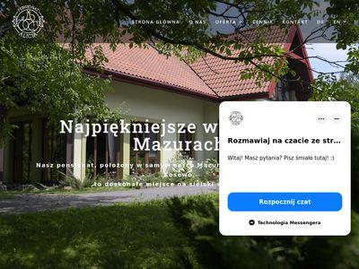 Pensjonat Mazury