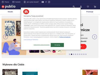 Publio.pl - Książki elektroniczne