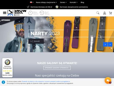 SnowShop - Lib Tech Snowboard