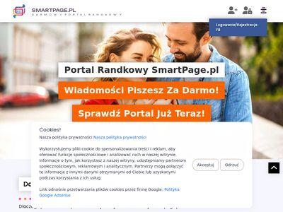 SmartPage.pl - Darmowe Randki