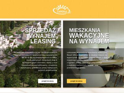 Sandra Apartaments - Apartamenty nad morzem na sprzedaż