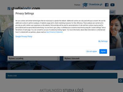 Studia Łódź