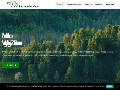 Mondalco - Palety Drewniane