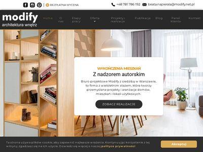 Modify.net.pl - Piękne wnętrza