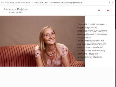 Madame Katrina - Salon urody