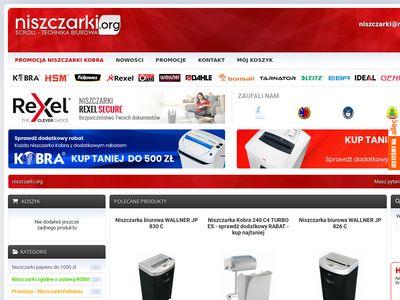 Niszczarki.org - Niszczarki
